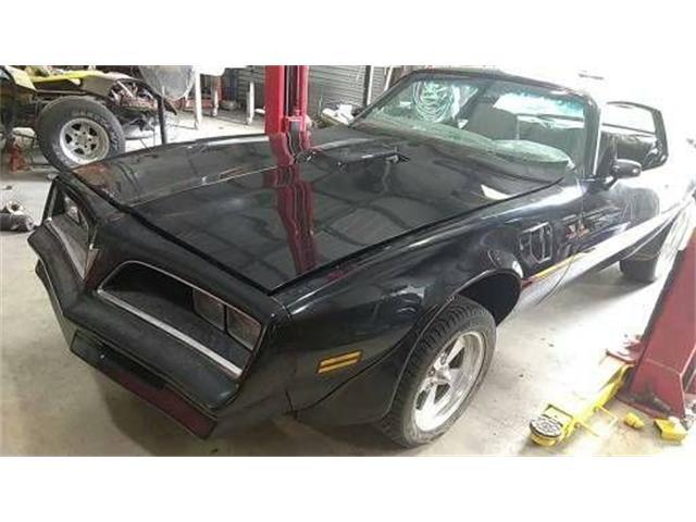 1978 Pontiac Firebird Trans Am (CC-1202668) for sale in Cadillac, Michigan
