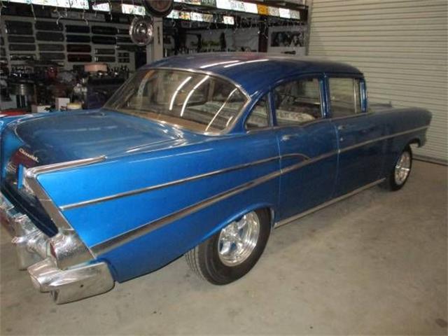 1957 Chevrolet 210 (CC-1202679) for sale in Cadillac, Michigan