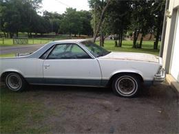 1978 Chevrolet El Camino (CC-1200268) for sale in Cadillac, Michigan
