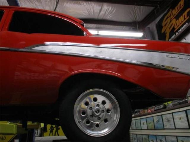 1957 Chevrolet Bel Air (CC-1202681) for sale in Cadillac, Michigan