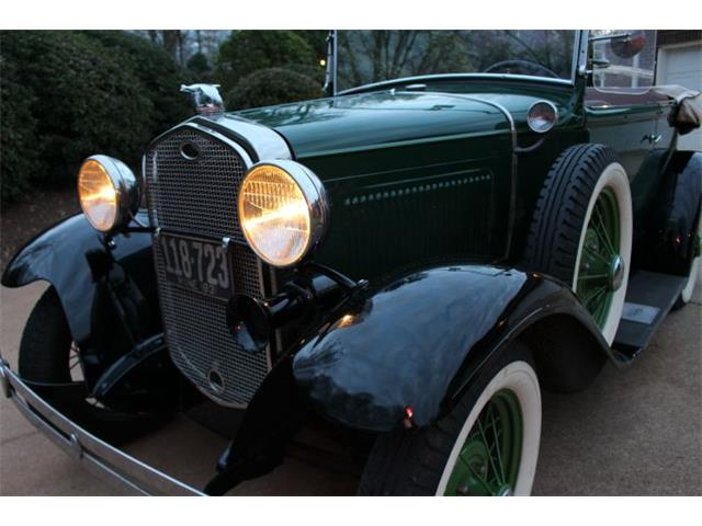 1931 Ford Model A (CC-1202689) for sale in Cadillac, Michigan