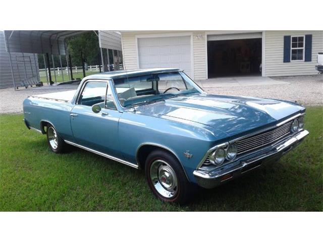 1966 Chevrolet El Camino (CC-1202690) for sale in Cadillac, Michigan