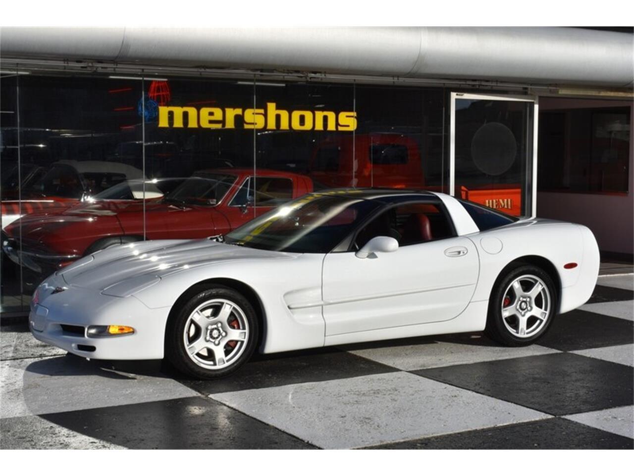 1997 Chevrolet Corvette (CC-1202723) for sale in Springfield, Ohio