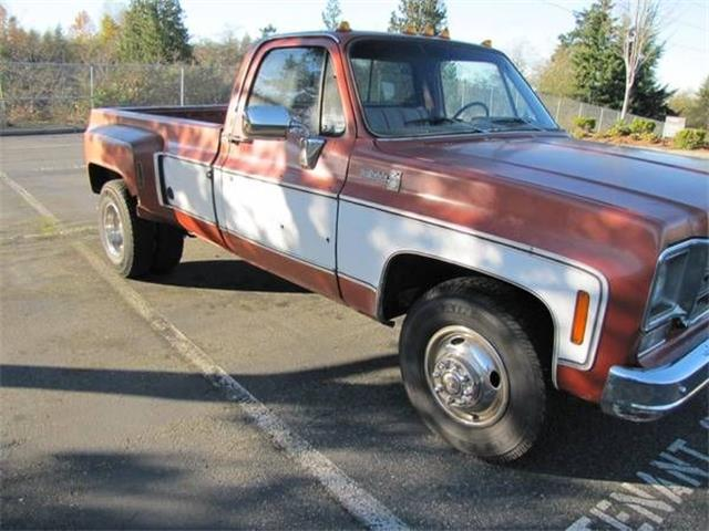 1978 Chevrolet 3500 (CC-1200279) for sale in Cadillac, Michigan