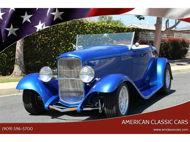 1932 Ford Roadster (CC-1202894) for sale in La Verne, California