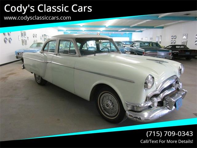 1954 Packard Clipper (CC-1202918) for sale in Stanley, Wisconsin