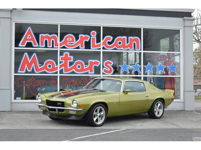 1971 Chevrolet Camaro (CC-1202919) for sale in San Jose, California