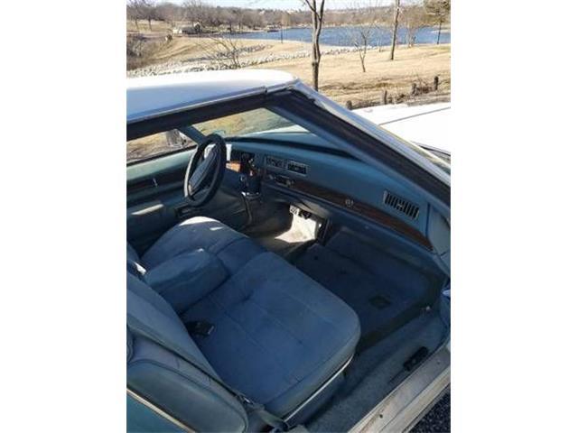 1978 Cadillac Eldorado (CC-1200292) for sale in Cadillac, Michigan
