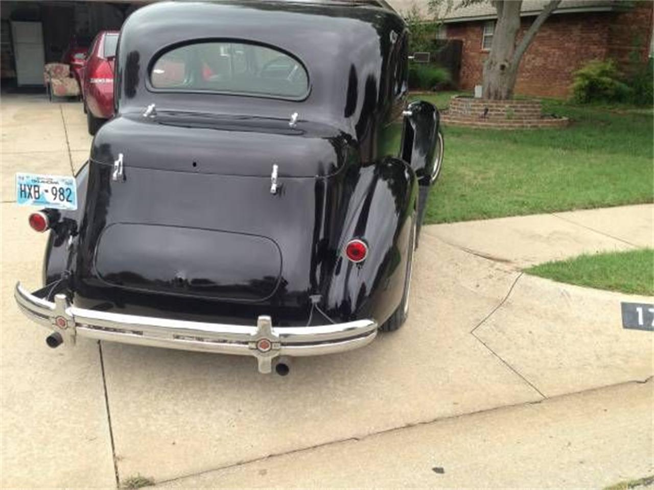 1936 Packard Sedan (CC-1200293) for sale in Cadillac, Michigan