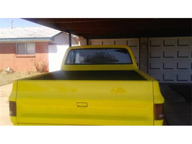 1976 Chevrolet C10 (CC-1200296) for sale in Cadillac, Michigan