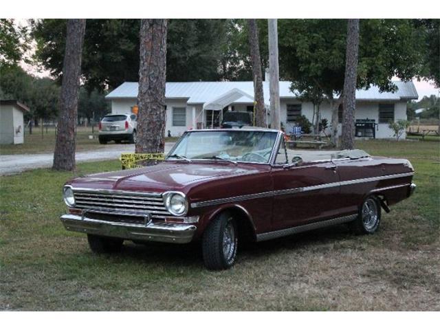 1963 Chevrolet Nova (CC-1202962) for sale in Cadillac, Michigan