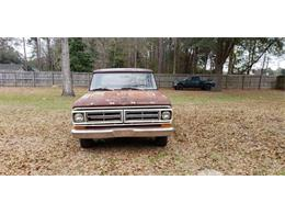 1972 Ford F100 (CC-1202969) for sale in Cadillac, Michigan