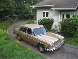 1972 Mercedes-Benz 280SEL (CC-1202981) for sale in Cadillac, Michigan