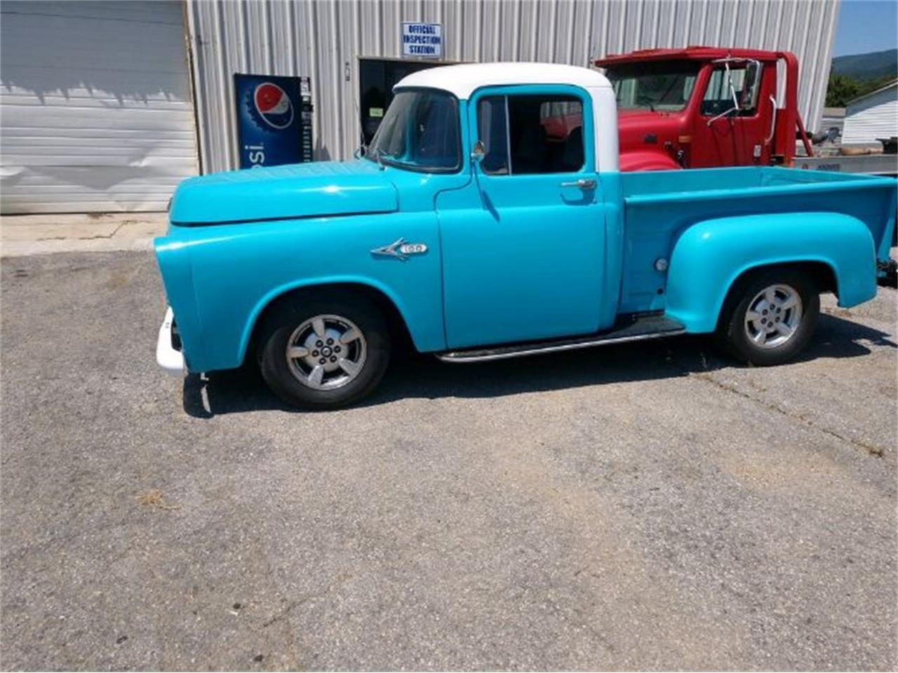 1957 Dodge Dakota (CC-1202983) for sale in Cadillac, Michigan