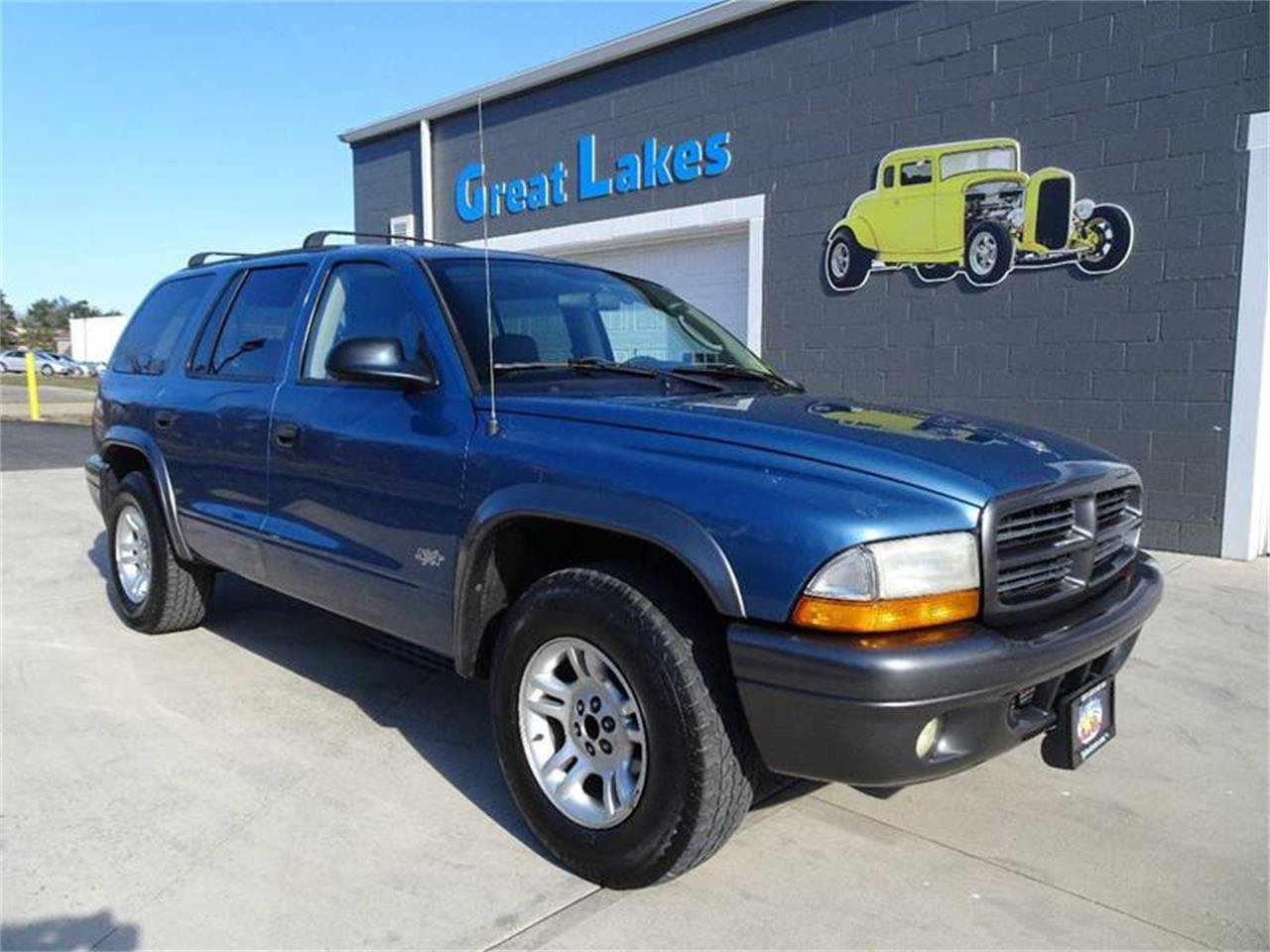 2002 Dodge Durango For Sale Classiccars Com Cc 1203129