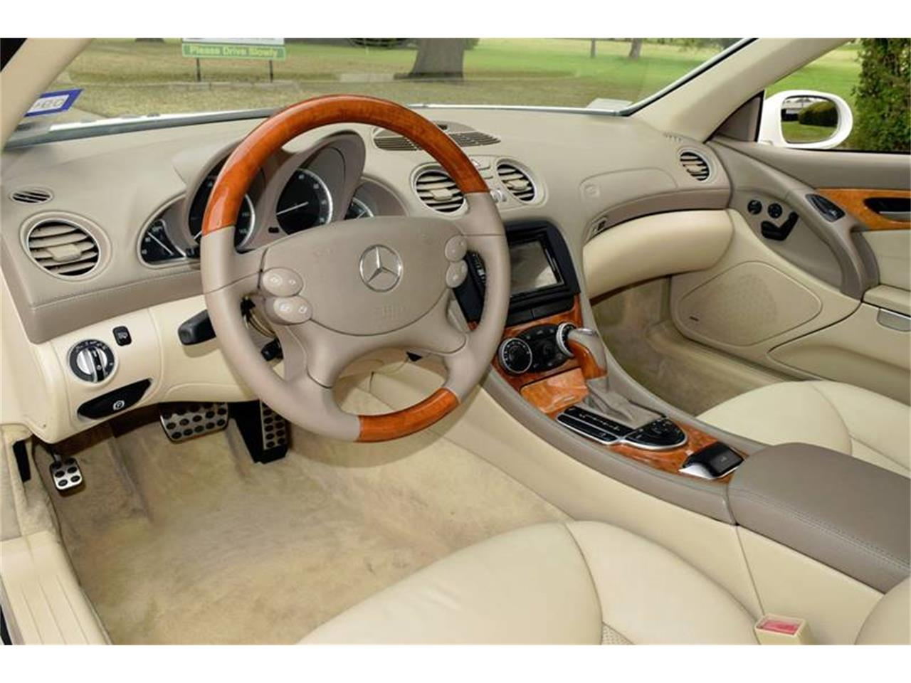 2003 Mercedes-Benz SL-Class (CC-1203152) for sale in Fort Worth, Texas