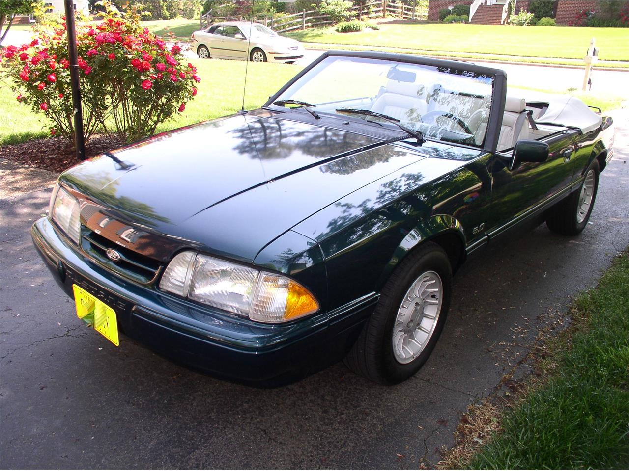 1990 Ford Mustang (CC-1203167) for sale in Richmond, Virginia