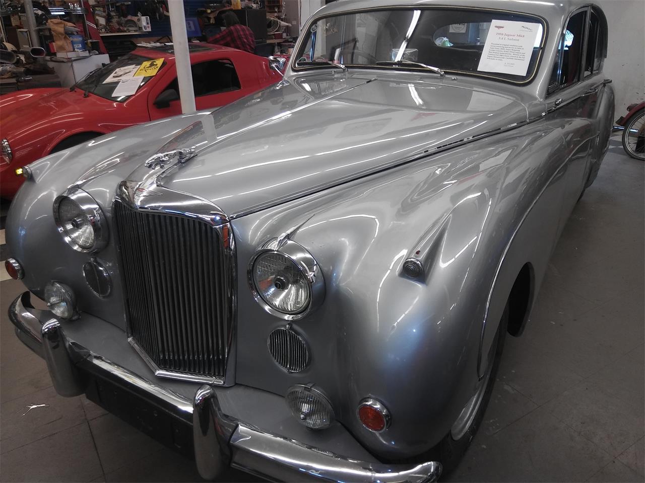 1958 Jaguar Mark VIII for Sale | ClassicCars.com | CC-1203170