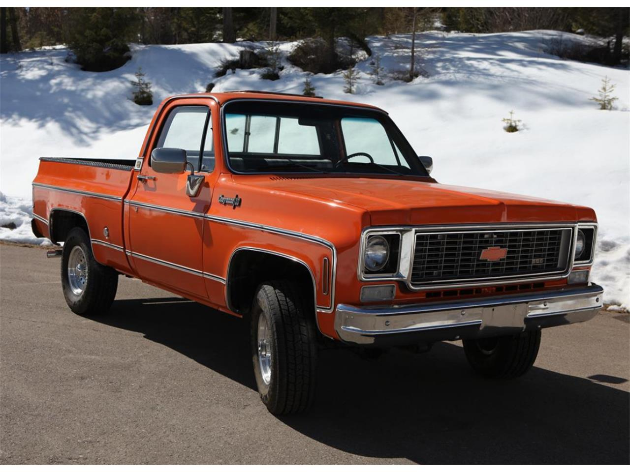 1974 Chevrolet Cheyenne (CC-1203193) for sale in Lakeside, Montana