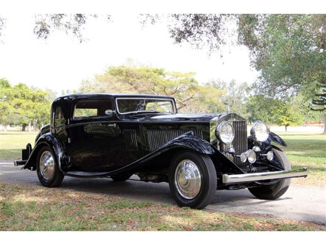 1933 Rolls-Royce Phantom II (CC-1203198) for sale in North Miami , Florida