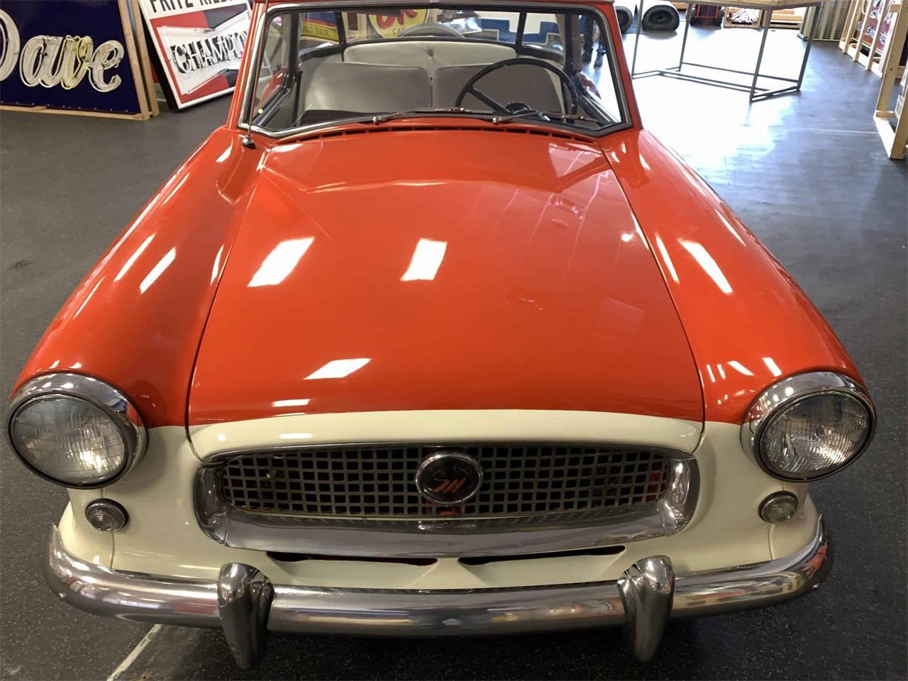 1957 Nash Metropolitan (CC-1200032) for sale in Pittsburgh, Pennsylvania