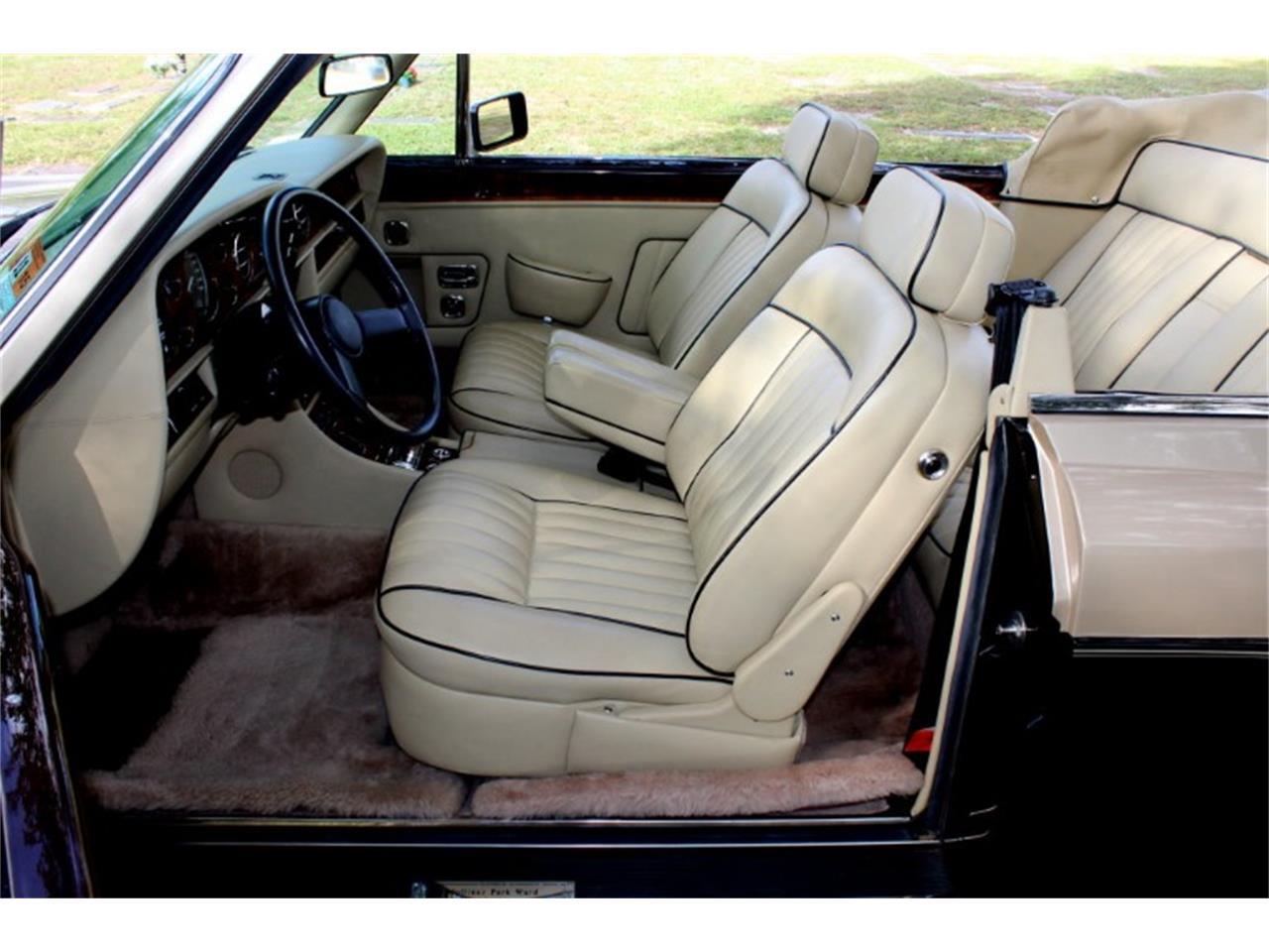 1988 Rolls-Royce Corniche II (CC-1203201) for sale in North Miami , Florida