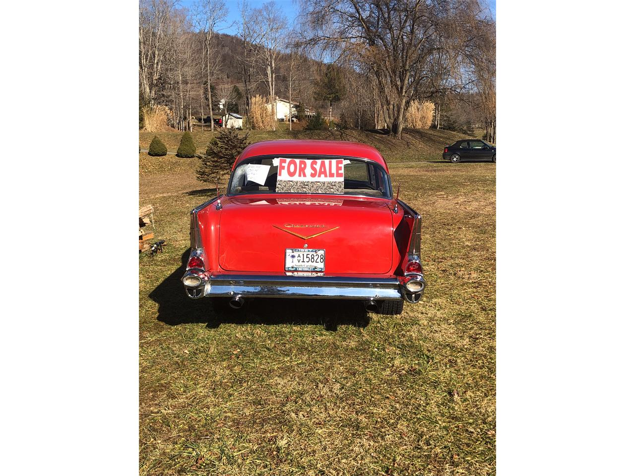 1957 Chevrolet Bel Air Nomad (CC-1203206) for sale in Renick, West Virginia