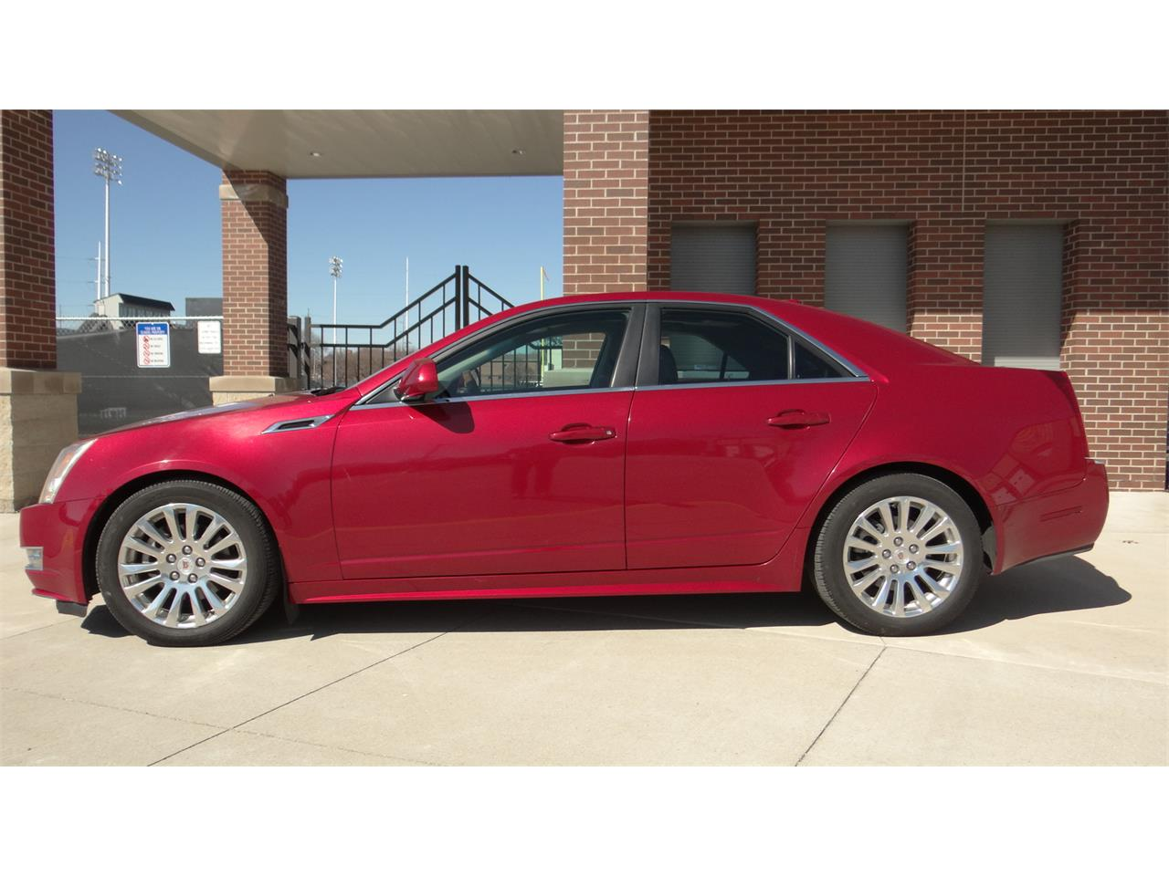 2011 Cadillac CTS (CC-1203230) for sale in Davenport, Iowa