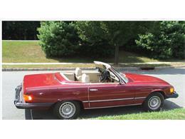 1979 Mercedes-Benz 450SL (CC-1203232) for sale in Rockaway, New Jersey