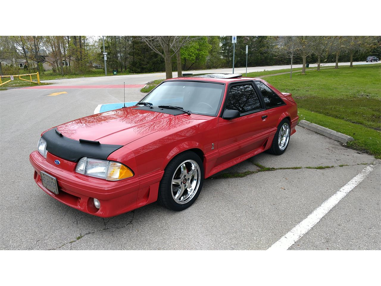 1987 Ford Mustang Cobra (CC-1203240) for sale in Oakville, Ontario