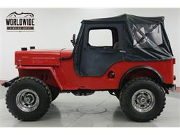 1962 Willys Jeep (CC-1203278) for sale in Denver , Colorado