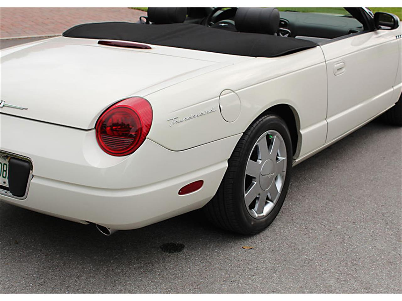 2002 Ford Thunderbird (CC-1203411) for sale in Lakeland, Florida