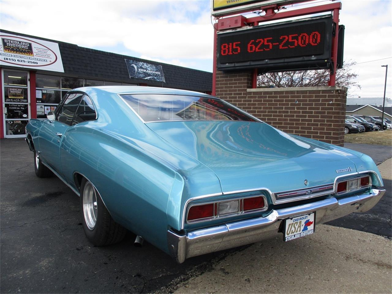1967 Chevrolet Impala SS (CC-1200352) for sale in Sterling, Illinois
