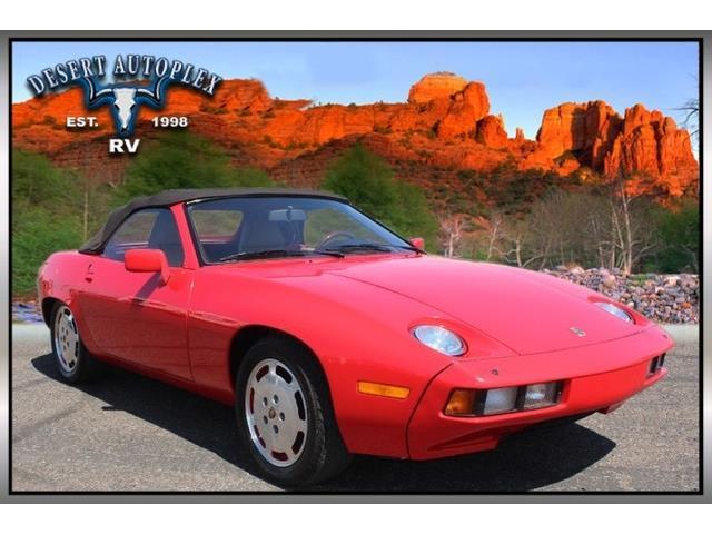 1981 Porsche 928 (CC-1200354) for sale in Scottsdale, Arizona