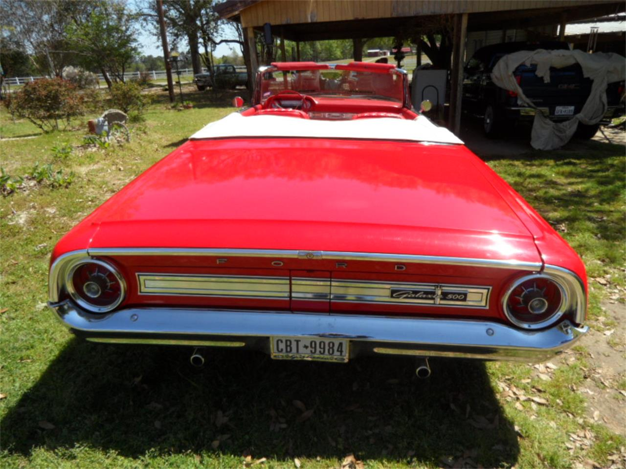 1964 Ford Galaxie 500 (CC-1203570) for sale in Rusk, Texas