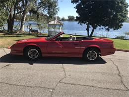 1987 Chevrolet Camaro Z28 (CC-1200358) for sale in Red Lake Falls, Minnesota