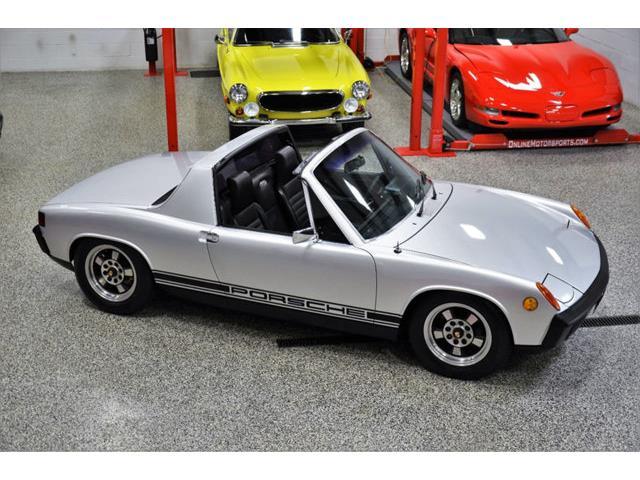 1972 Porsche 914 (CC-1203817) for sale in Plainfield, Illinois