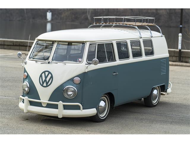 1967 Volkswagen Bus (CC-1203858) for sale in Pitt, Pennsylvania