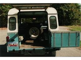 1967 Land Rover Series IIA (CC-1203867) for sale in Lynchburg, Virginia