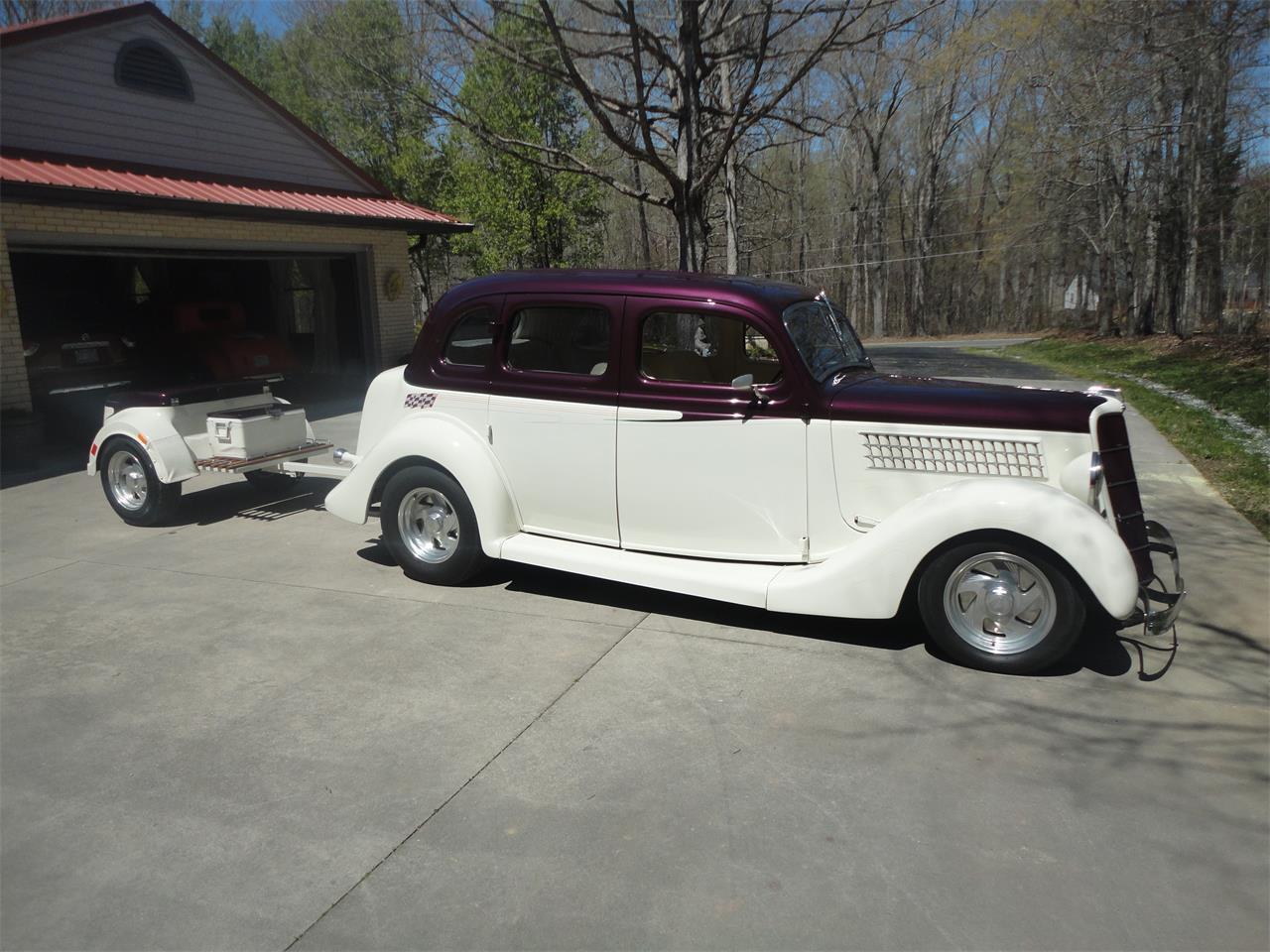1935 Ford Sedan (CC-1203876) for sale in Salisbury, North Carolina