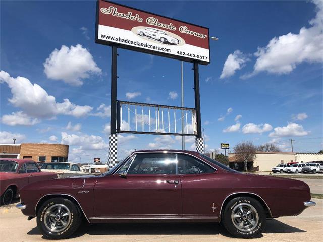 1965 Chevrolet Corvair (CC-1203885) for sale in Hastings, Nebraska