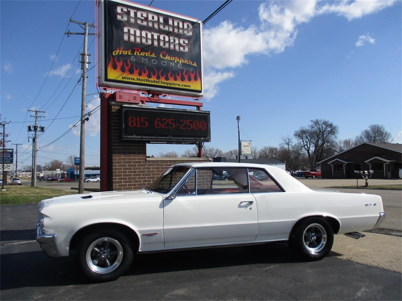 1964 Pontiac GTO (CC-1203888) for sale in Sterling, Illinois