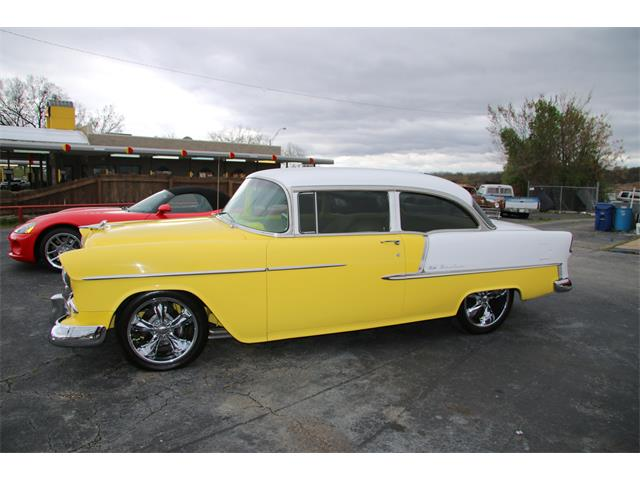 1955 Chevrolet Bel Air (CC-1203978) for sale in Fort Smith, Arkansas