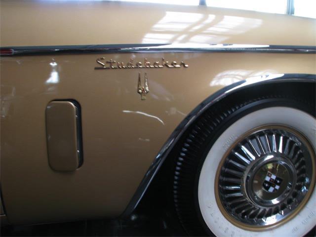1958 Studebaker Golden Hawk (CC-1203995) for sale in Birkenfeld, Baden-Wuerttemberg