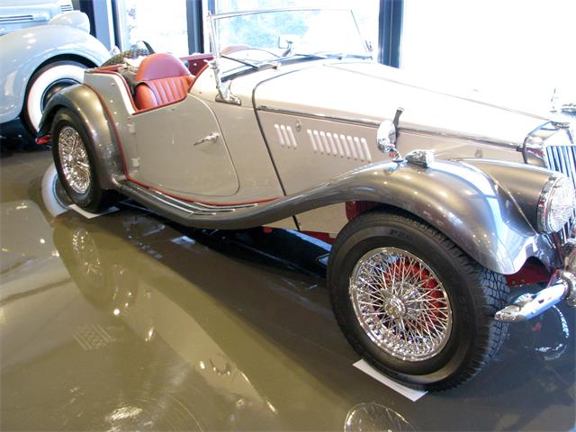 1954 MG TF (CC-1203997) for sale in Birkenfeld, Baden-Wuerttemberg