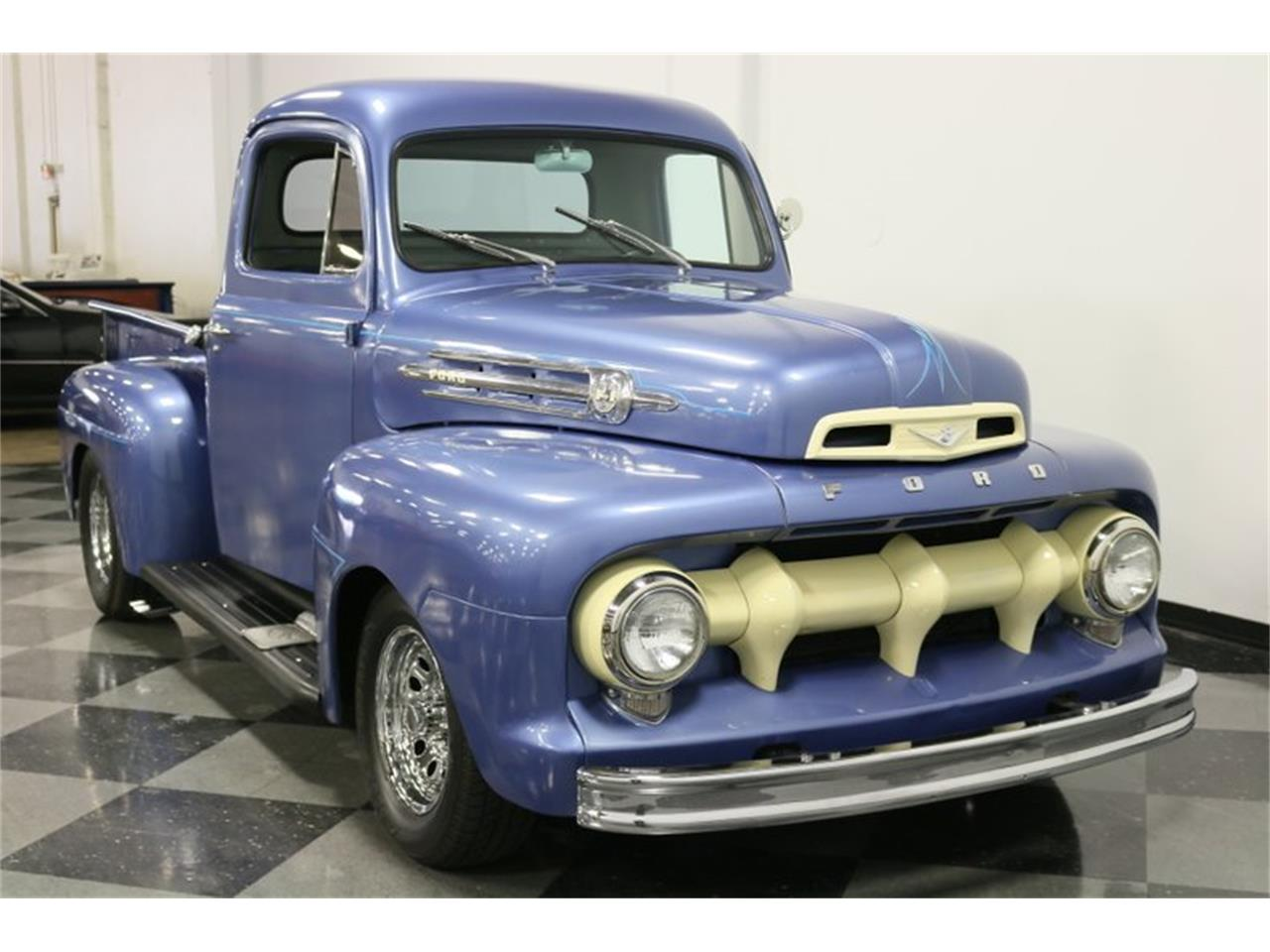 1952 Ford F1 (CC-1204004) for sale in Ft Worth, Texas