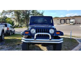 2000 Jeep Wrangler (CC-1204111) for sale in Tavares, Florida
