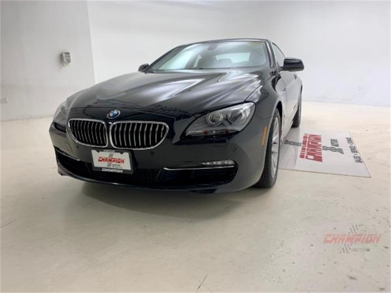 2012 BMW 6 Series (CC-1204131) for sale in Syosset, New York