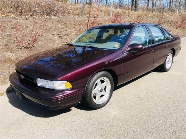 1996 Chevrolet Impala (CC-1204184) for sale in Holliston, Massachusetts