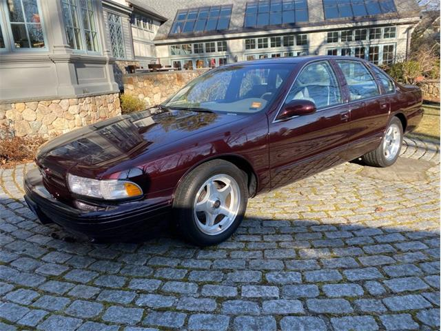 1996 Chevrolet Impala (CC-1204184) for sale in Holliston, Massachusetts